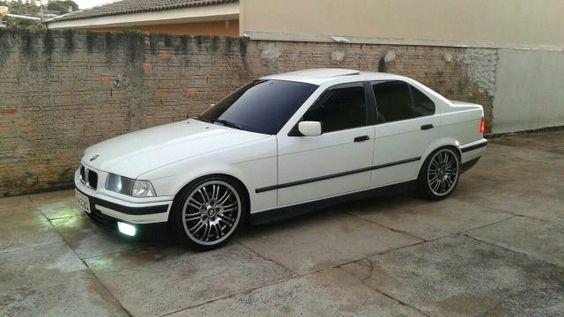 Bmw 325i Manual Aceito Troca Bmw E36 Bmw Suv Car