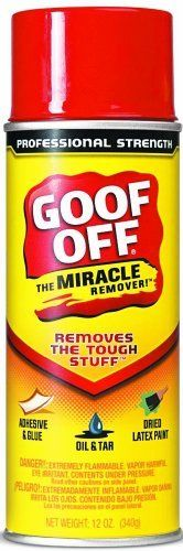 Goof Off FG658 Professional Strength Remover Aerosol 12Ounce Model FG658 Tools  Home Improvement ** Click on the image for additional details.