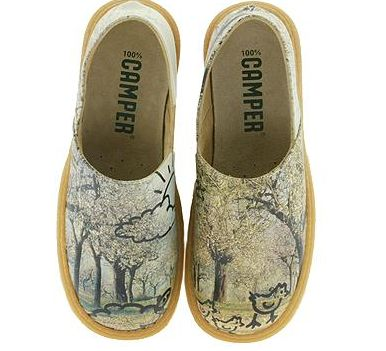 """Camper shoes- my favorite brand! Love all the """"Twins"""" sets :)"""
