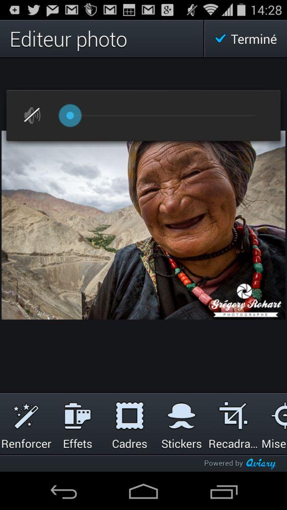 Top 5 des applications de retouche photos (android, IOS et Windows)