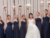 bluebird hill bridesmaid picture