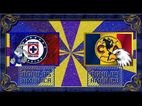 Guard1anes Liga Mx 2020 J 12 America Vs Cruz Azul Youtube Club America America Anime