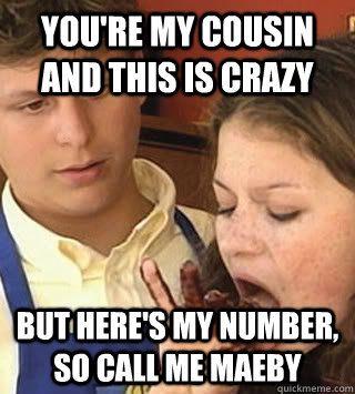 Call me Maeby? hahahhaa