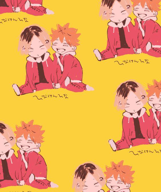 Kozume Kenma & Hinata Shouyou - Haikyuu!! / HQ!!