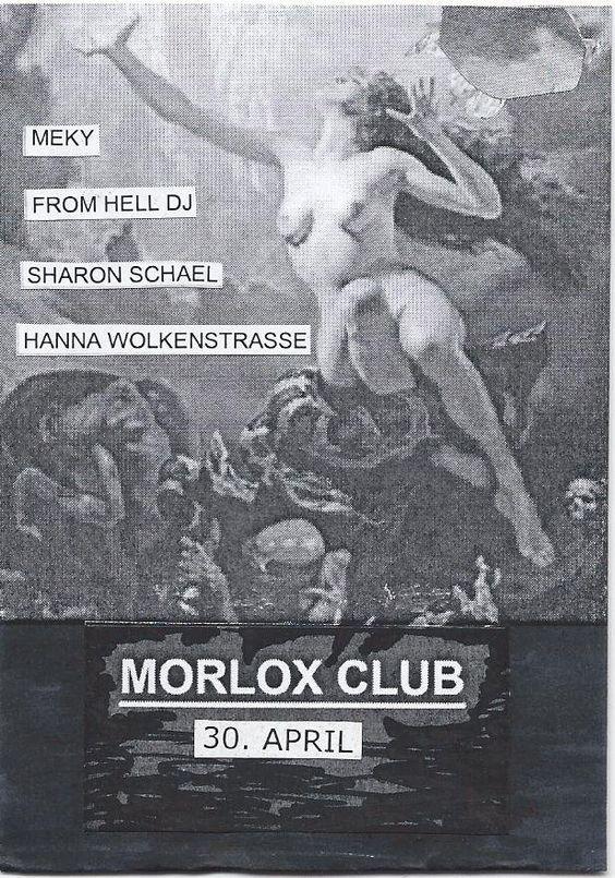 Göttliche Komödie at Morlox Club
