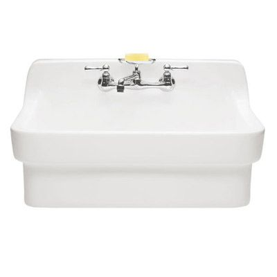 American standard country kitchen sink 8 inch faucet drillings kitchen love pinterest - American standard kitchen sink ...