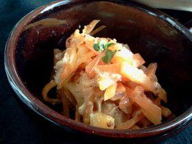 Carrot Salad  (http://cookpad.com/recipe/1326949)