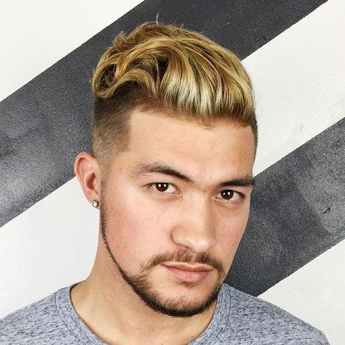 23 Best Men S Hair Highlights 2020 Styles Men Hair Highlights Cool Hairstyles For Men Hair Highlights