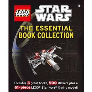 lego star wars the essential book collection- at walmart now