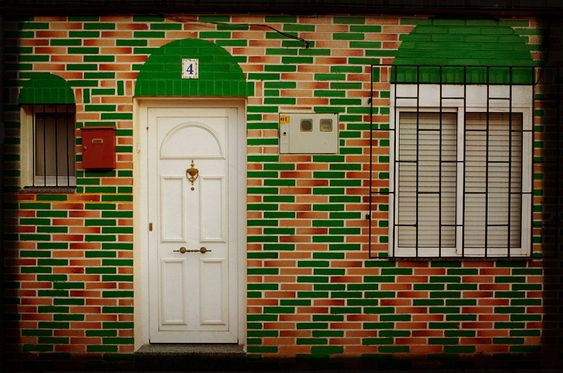 Antigua blog and puertas on pinterest - Puertas de madera antiguas ...
