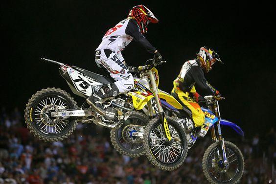 Josh Hill e Robert Kiniry