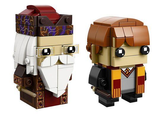 Lego Harry Potter Brickheadz Coming Harry Potter Lego Sets Lego Harry Potter Harry Potter Ron Weasley