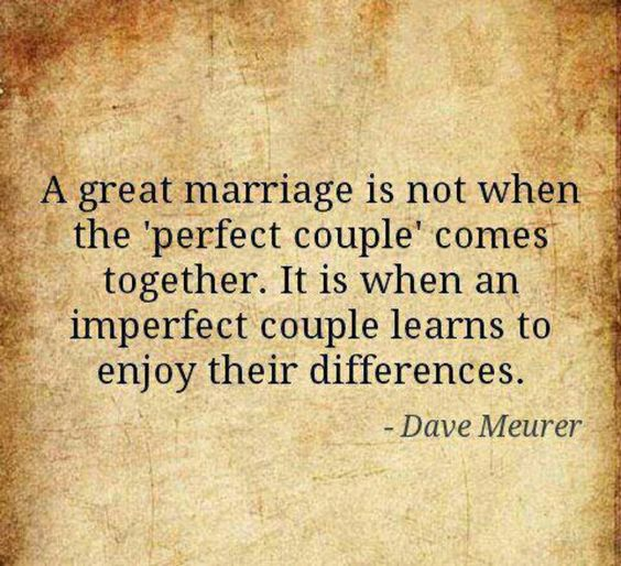 Opposites Attract, Marriage And Truths On Pinterest