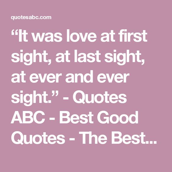 ... sight.? - Quotes ABC - Best Good Quotes - The Best Quotes Quotes