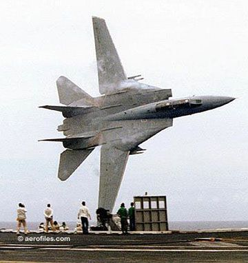 """Original Top Gun Dale """"Snort"""" Snodgrass flew for the movie, and has flown 4800 hours in the F14 Tomcat.  This photo: """"Lets Buzz the Tower"""", was snapped during a 1988 airshow as he whipped his jet past the USS America. (scheduled via http://www.tailwindapp.com?utm_source=pinterest&utm_medium=twpin&utm_content=post1145167&utm_campaign=scheduler_attribution)"""