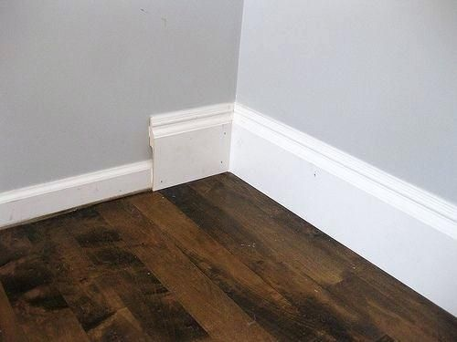Image Result For Baseboards For Waterproof Plank Flooring Home Repairs Home Home Remodeling