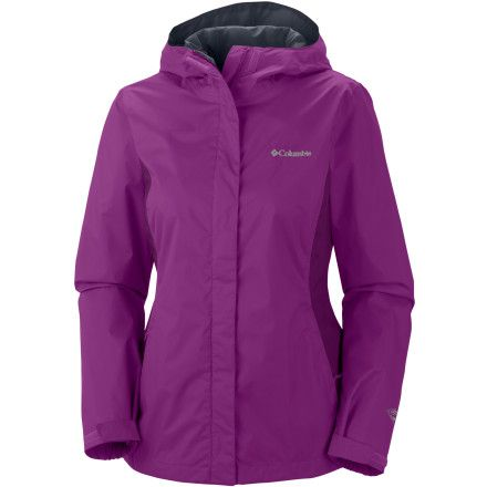 $47.96 Columbia Arcadia Rain Jacket - Women's | Feelin Fab ...