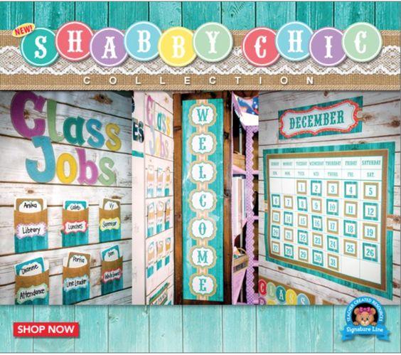 Classroom Decor Shabby Chic ~ Pinterest the world s catalog of ideas