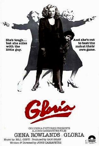Gloria (1980) - Gena Rowlands, Buck Henry, Julie Carmen