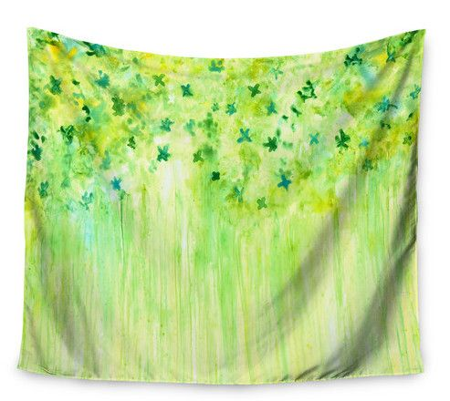 April Showers by Rosie Brown Wall Tapestry