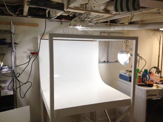 studio photo diy