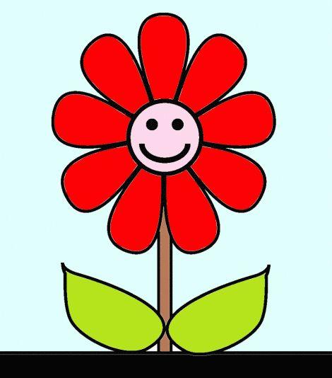 Flor equipo rojo