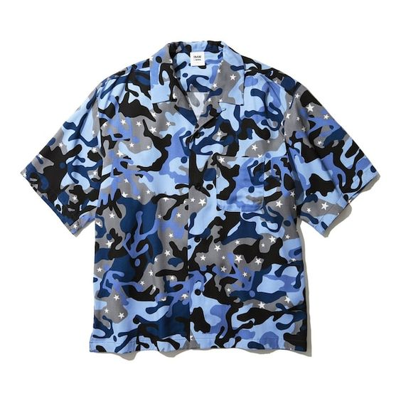 オープンカラーシャツ(5分袖)1MW by SOPH. | GU(ジーユー)公式通販オンラインストア