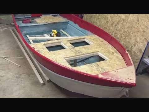 Aluminum Boat Floor Replacement Hull Boat Fishing Boats Fishing Boat Seats