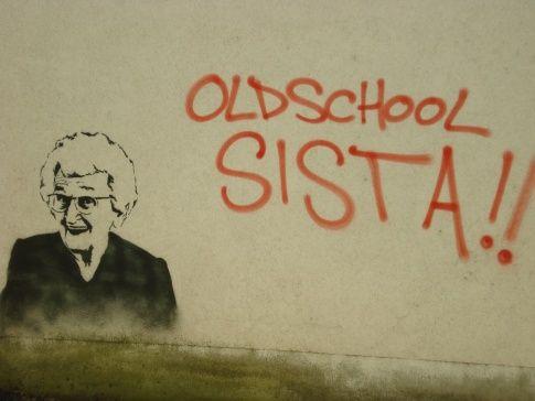 Old School!