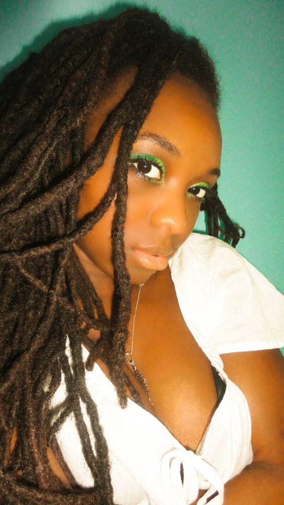 Ms. lioness of Judah...just beautiful