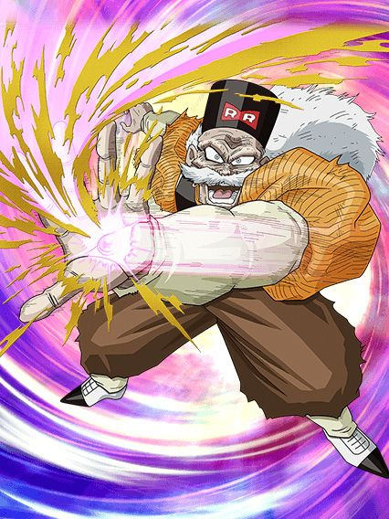 Red Ribbon Army S Grudge Dr Gero I Am Android 20 Dr Gero Is No More