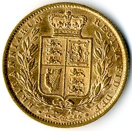 Great Britain; 1 sovereign Victoria, 917er gold, vz    Dealer  Karl Pfankuch & Co    Auction  Minimum Bid:  200.00 EURO