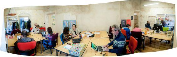 #Coworking #Colaboracion   Foto: @otografas