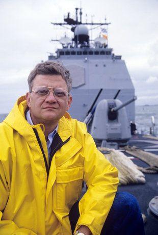 Tom Clancy dies | Patriot Games' Author Tom Clancy Dies at 66 | Movie Talk - Yahoo ...