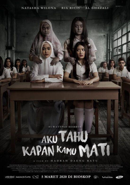 Download Film Aku Tahu Kapan Kamu Mati Sub Indo : download, kapan
