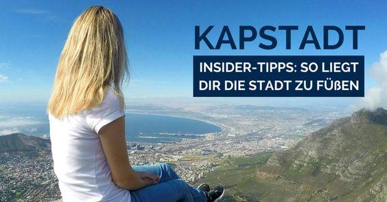 Kapstadt Insider-Tipps: So liegt dir die Stadt zu Füßen! - STADT LAND CRUISE