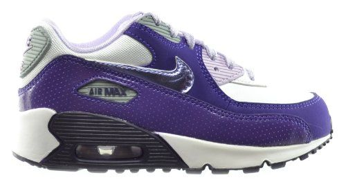 Nike Air Max 90 2007 (PS) Little Kids Sneakers White/Violet-Purple 345018-118 - http://nbasales.com/nike-air-max-90-2007-ps-little-kids-sneakers-whiteviolet-purple-345018-118/