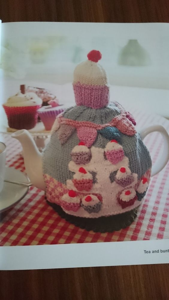 Tea Cozies ~ Book Review ~ Crochet Addict UK: