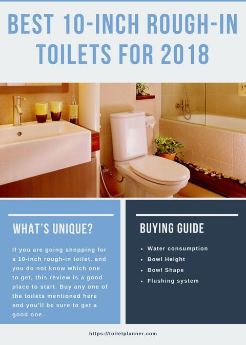 The Best 10 Inch Rough In Toilets For 2018 Looking For A Toilet That Is Compact Classy And Water Efficient Take A Look At Th Toilet 10 Things Small Bathroom