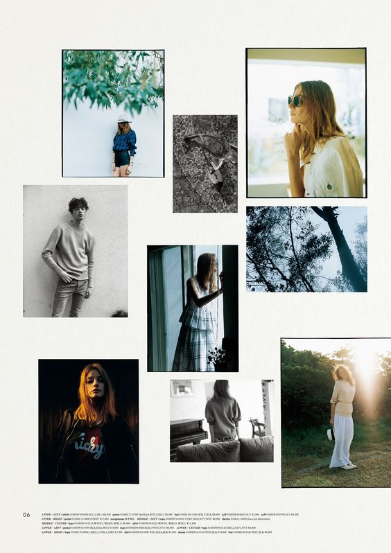 MOUSSY 15ss LOOK BOOK