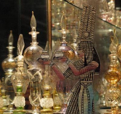Curso de aromaterapia egipcia (esencias físicas)