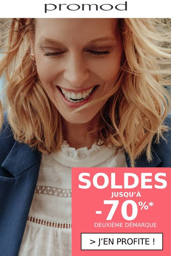 Soldes 2020 Promod Promod Soldes