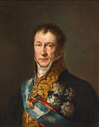 Pedro Alcántara de Toledo y Salm-Salm, XIII Duque del Infantado by Vicente Lopez y Portaña