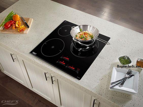 Bếp từ Chefs dùng có an toàn không