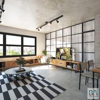 Qual o melhor piso para colocar em sua casa? - Cimento queimado