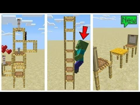 Minecraft 114 Update Scaffolding Building Tips And Tricks