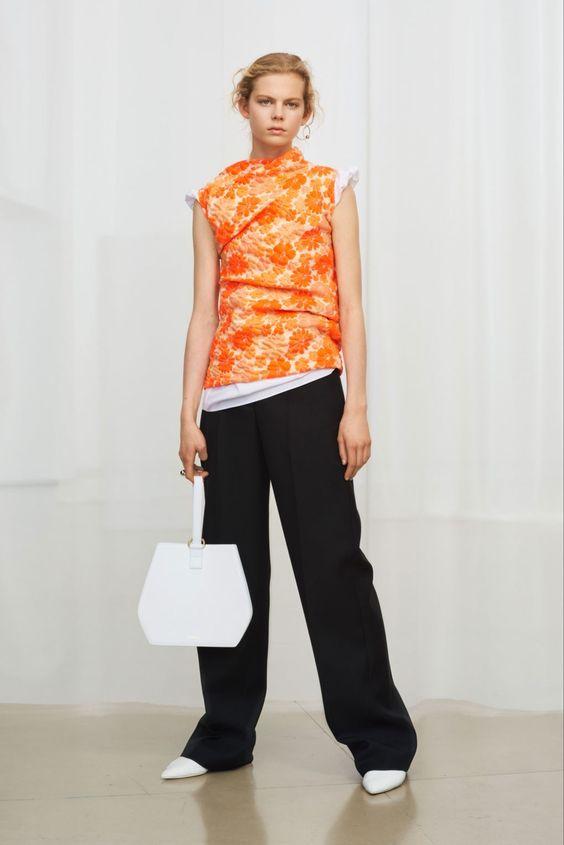 Sfilata Jil Sander Milano - Pre-Collezioni Autunno-Inverno 2018-19 - Vogue