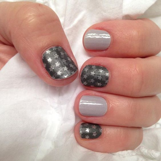 Fame! I want to live forever! #famejn #glacierjn #jamberry #jamicure #earworm