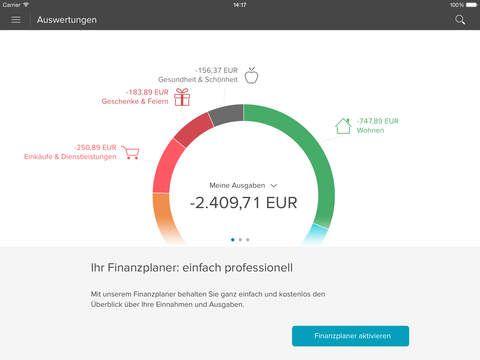Consorsbank – Finanzplaner
