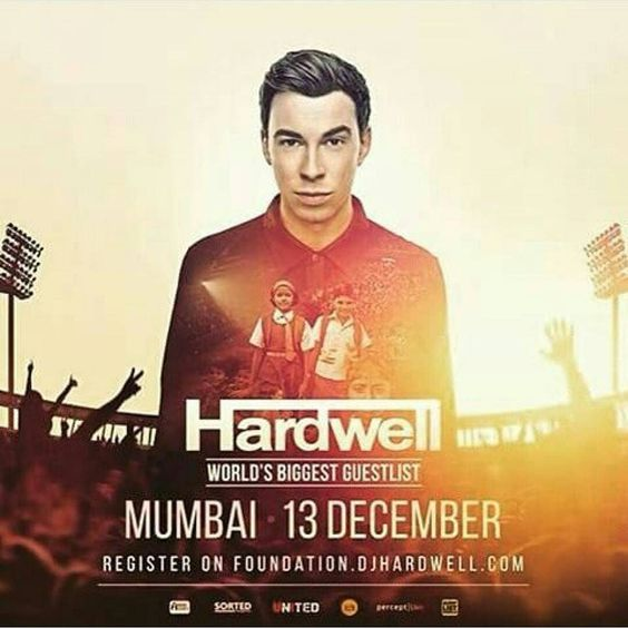 Free Entry - Hardwell We Are United Concert Join World's Biggest Guest list (Register for free before Sept 30) LINK IS IN THE BIO SECURE YOUR FREE TICKETS NOW!!